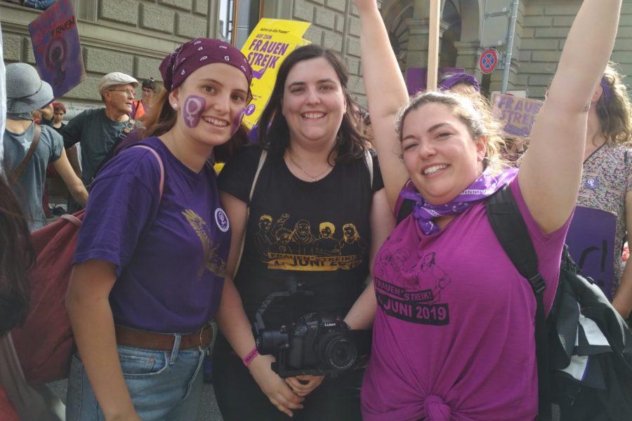 Für eine feministische Gesellschaft